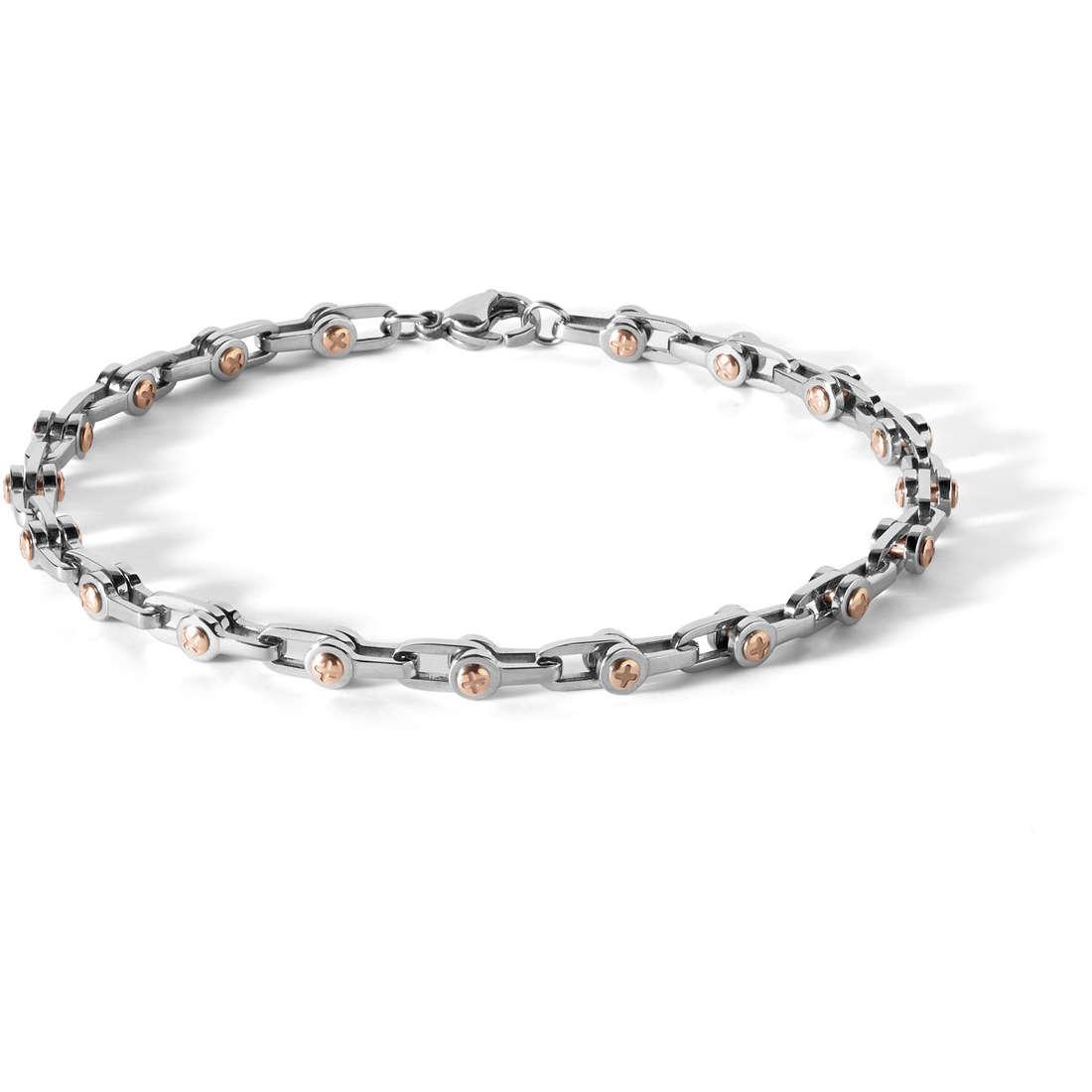 bracelet man jewellery Comete Zip UBR 658