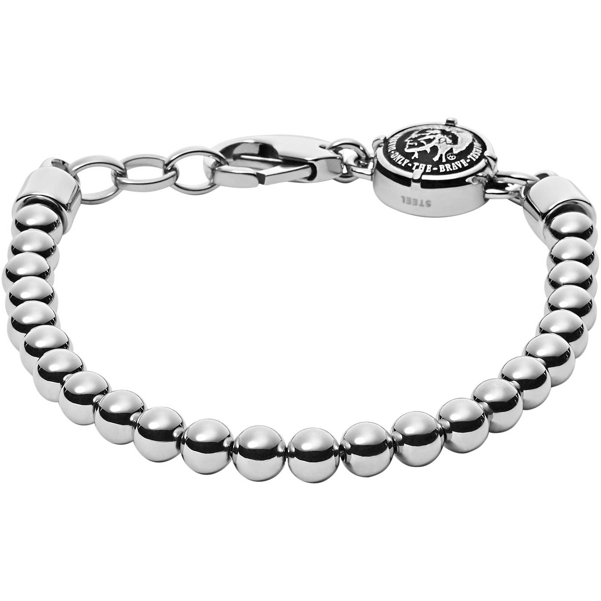 bracelet man jewellery Diesel Beads DX0930040 bracelets Diesel 22185ca3b61a