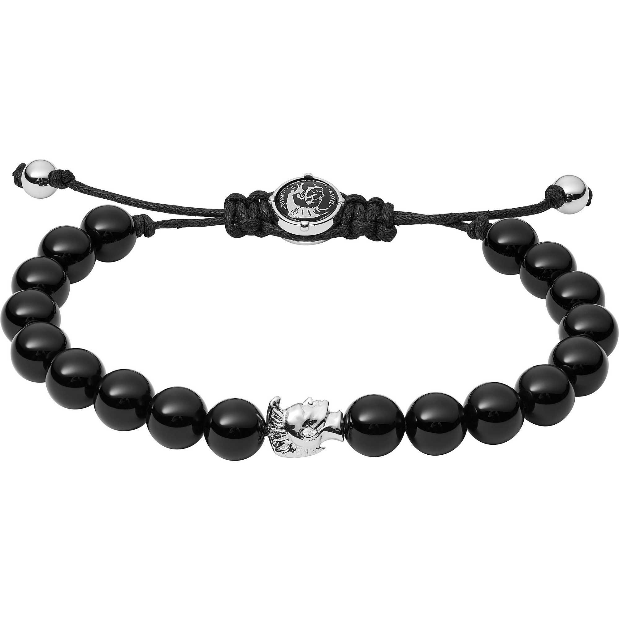 bracelet man jewellery Diesel Beads DX1070040 bracelets Diesel 14a820dbef49