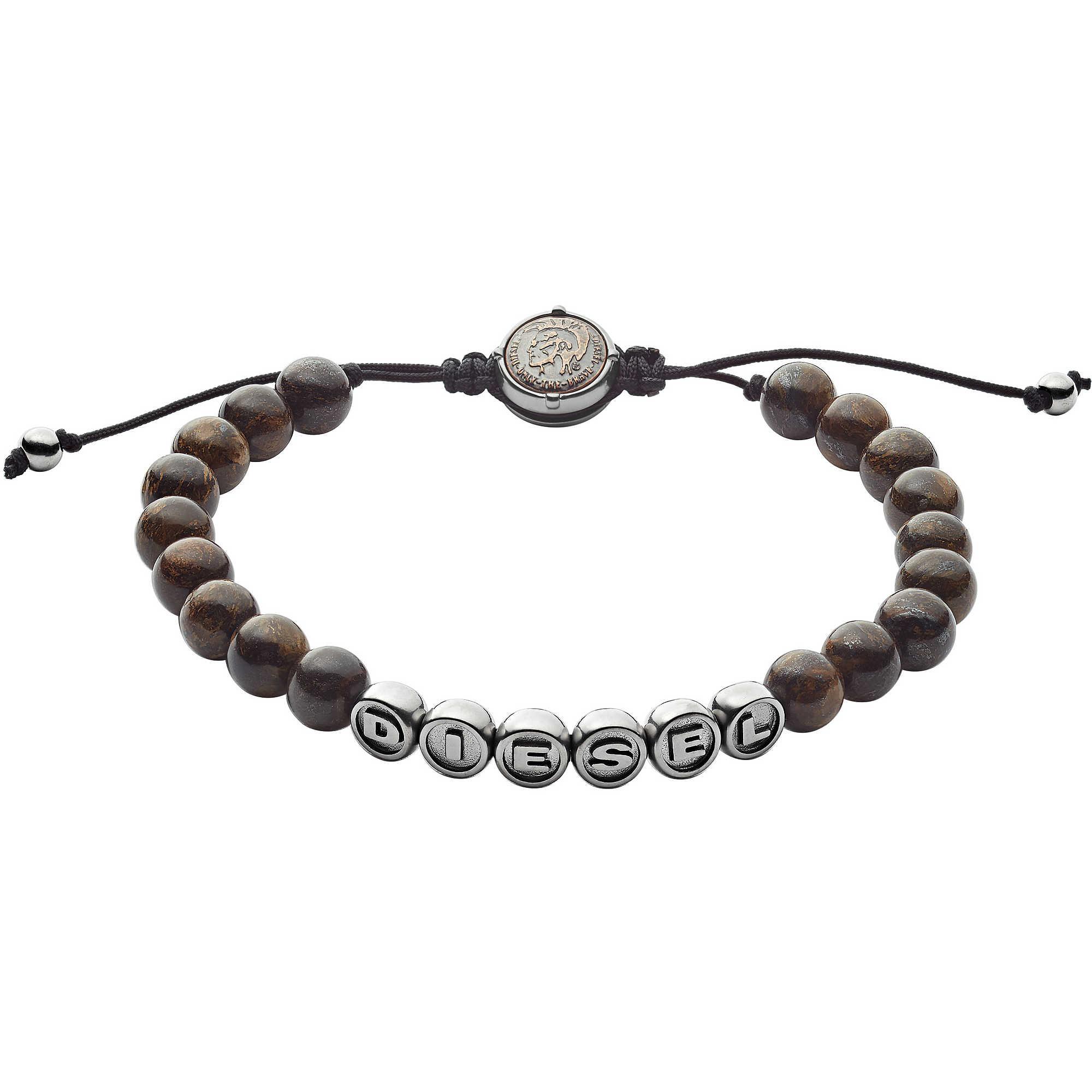bracelet man jewellery Diesel Beads DX1087060 bracelets Diesel ffb32be205ae