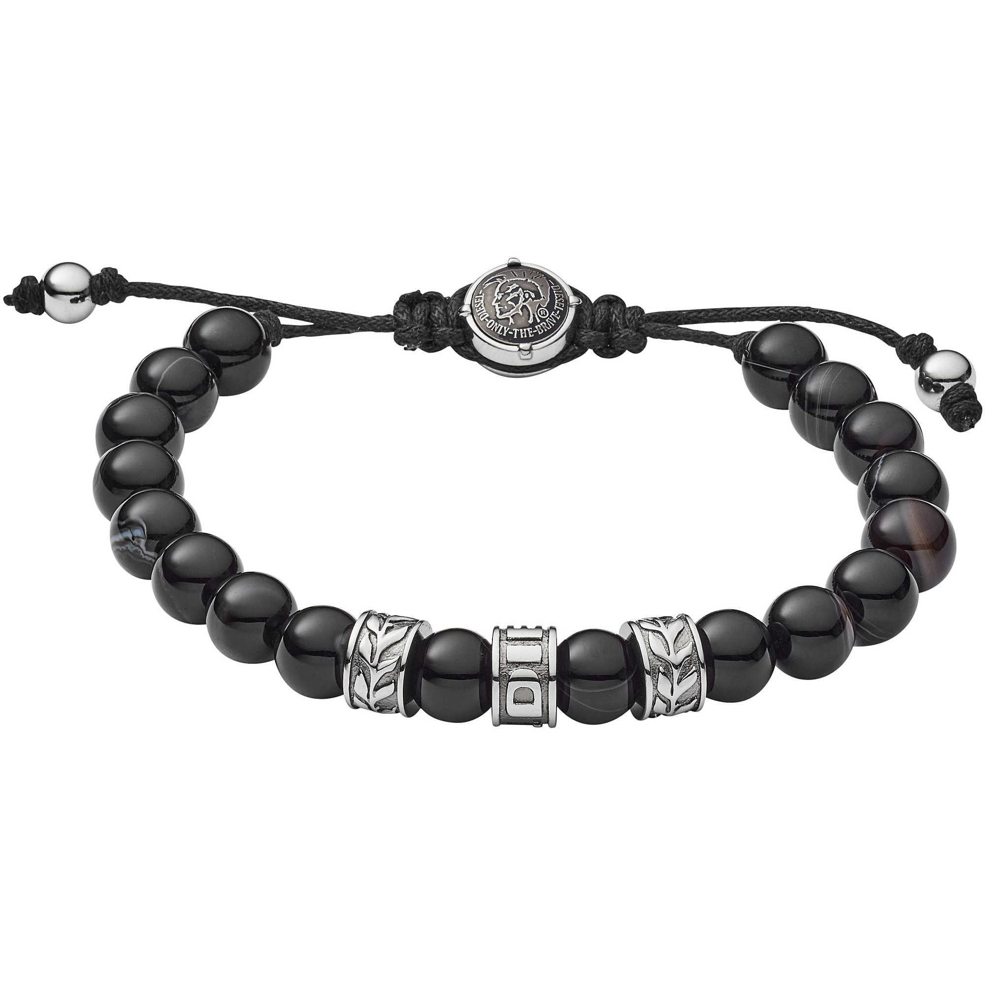 bracelet man jewellery Diesel Beads DX1101040 bracelets Diesel 6c0769e071da