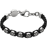 bracelet man jewellery Diesel Stackables DX0947040
