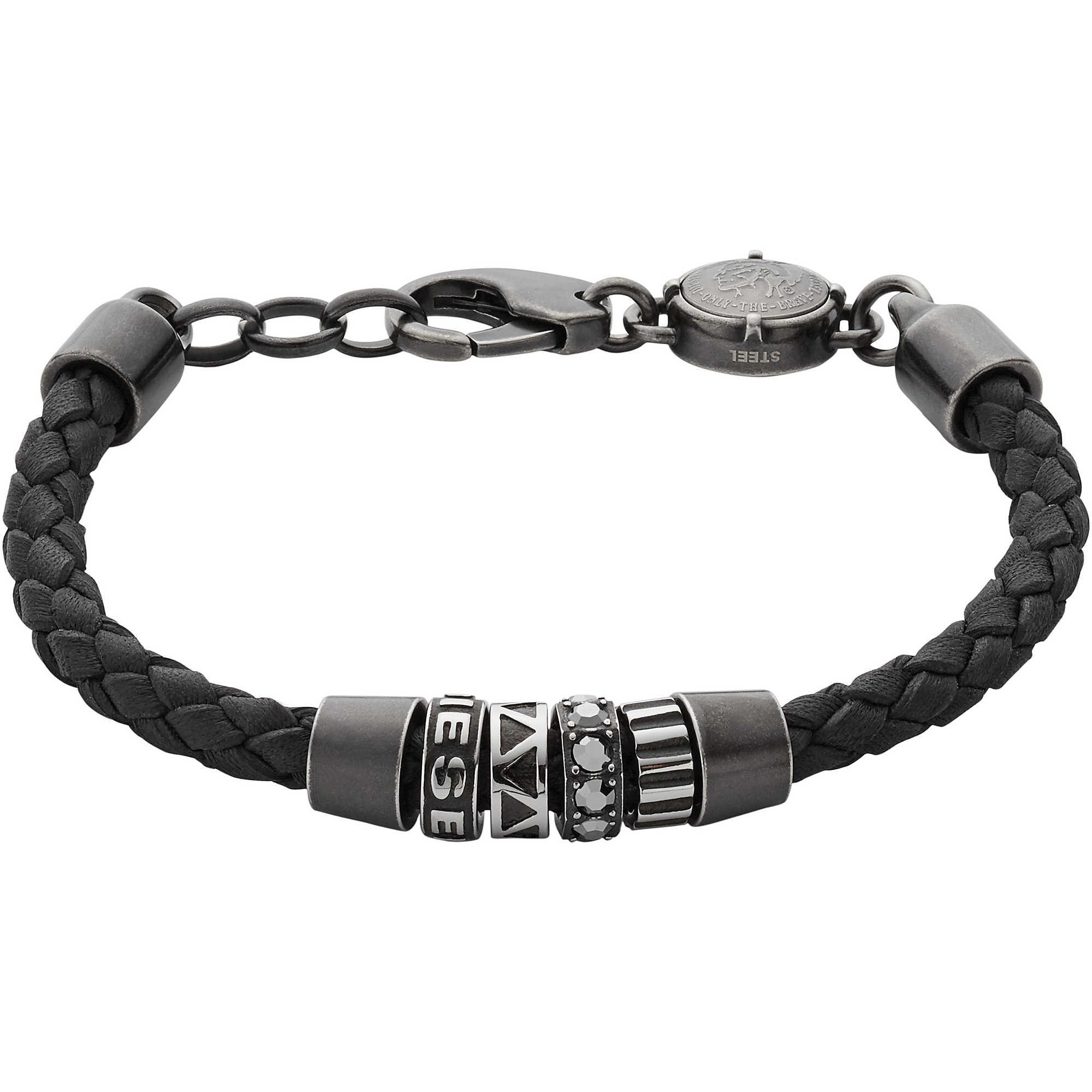bracelet man jewellery Diesel Stackables DX0963001 bracelets Diesel 86bc0bfa426e