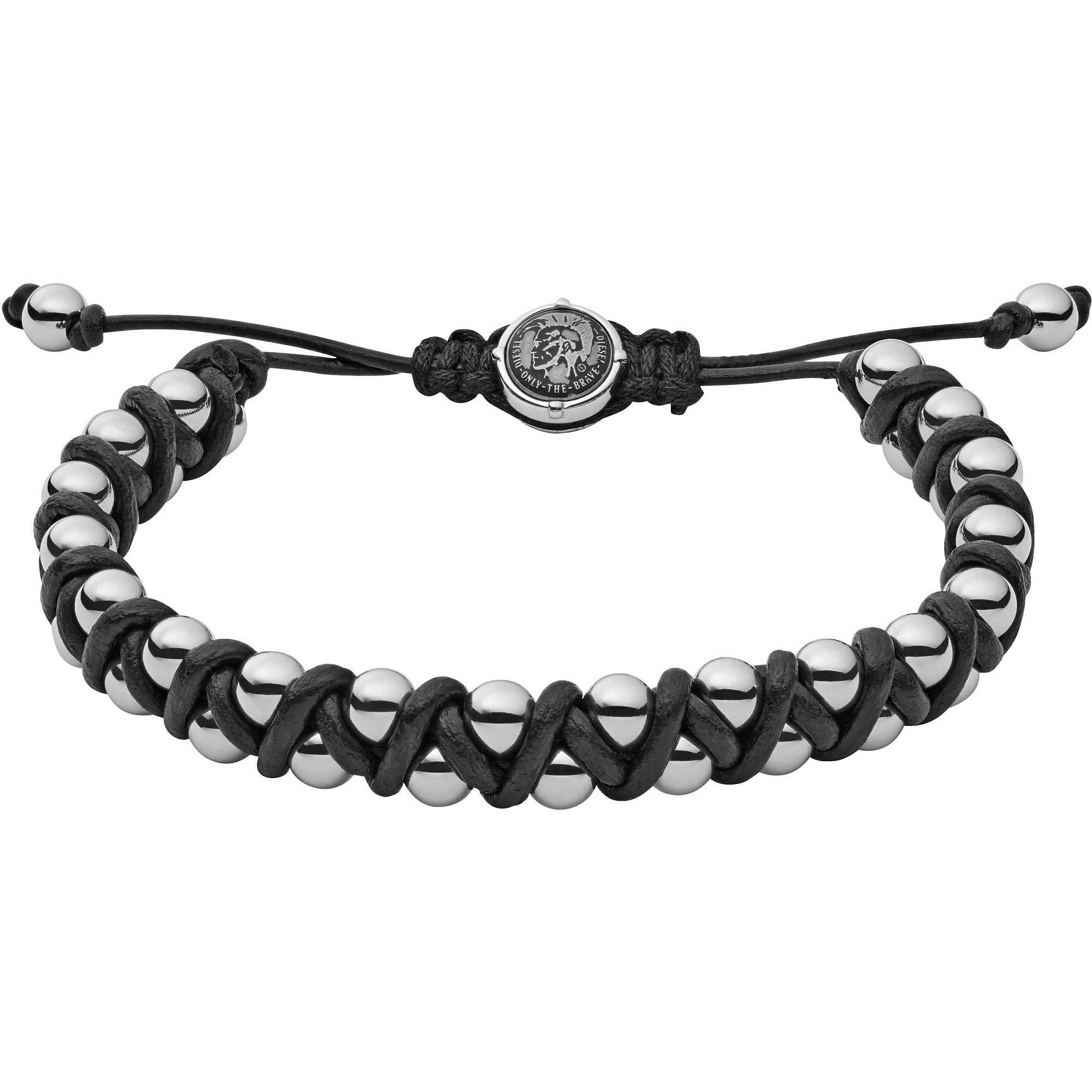 bracelet man jewellery Diesel Stackables DX1109040 bracelets Diesel 68291e4e403c