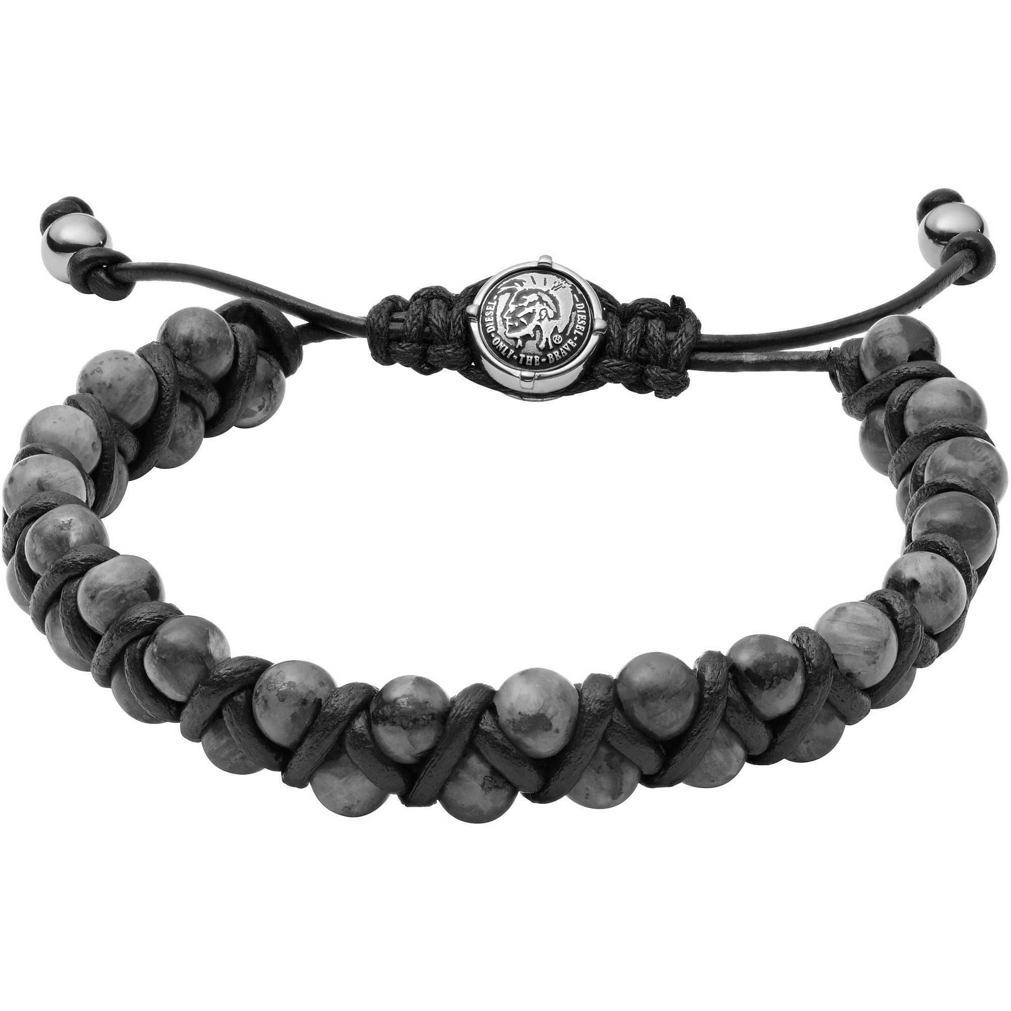 bracelet man jewellery Diesel Stackables DX1110060 bracelets Diesel 14e0f72de94e