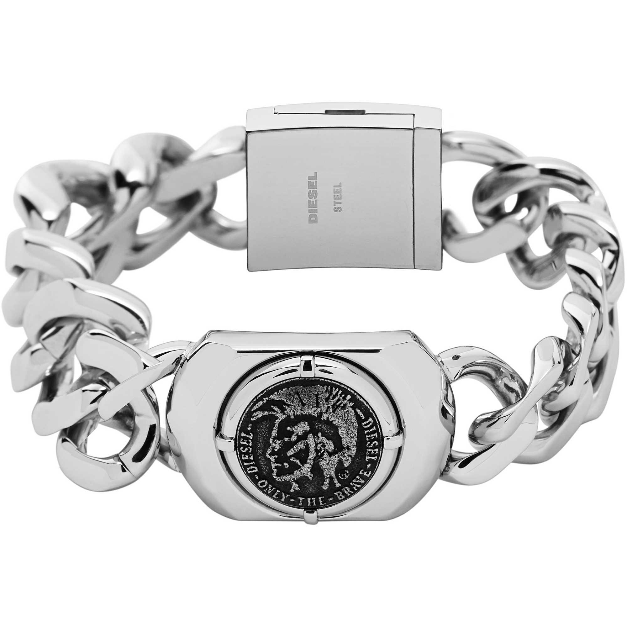 bracelet man jewellery Diesel Steel DX0800040 bracelets Diesel d138f0164078