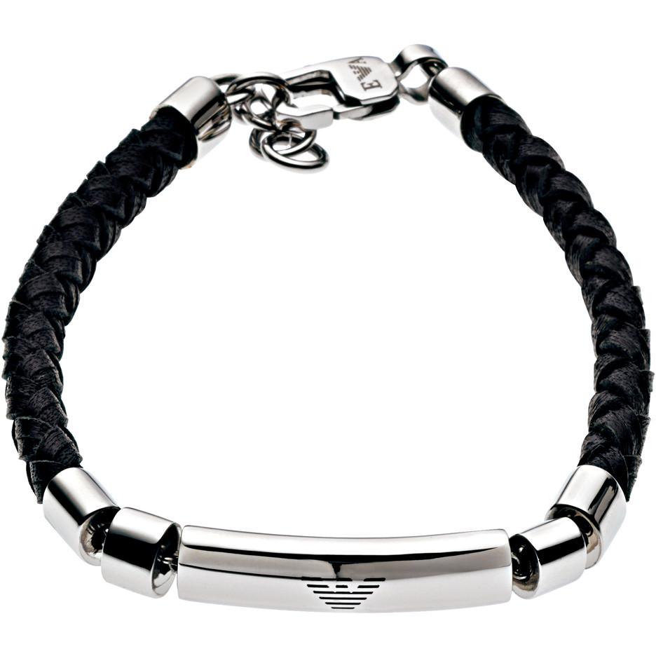 bracelet man jewellery Emporio Armani EGS126504019