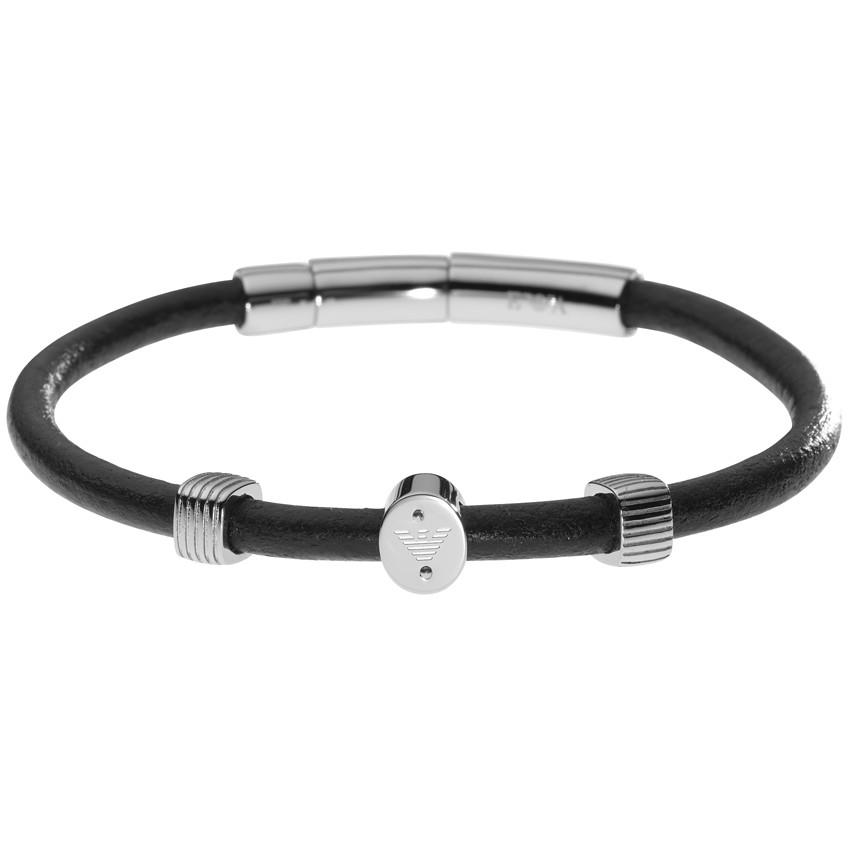 bracelet man jewellery Emporio Armani EGS1498040