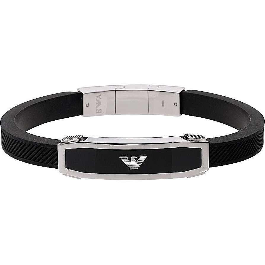 bracelet man jewellery Emporio Armani EGS1543040