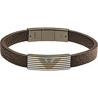 bracelet man jewellery Emporio Armani EGS2134040