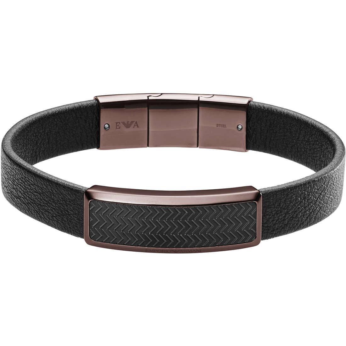 bracelet man jewellery Emporio Armani EGS2249200