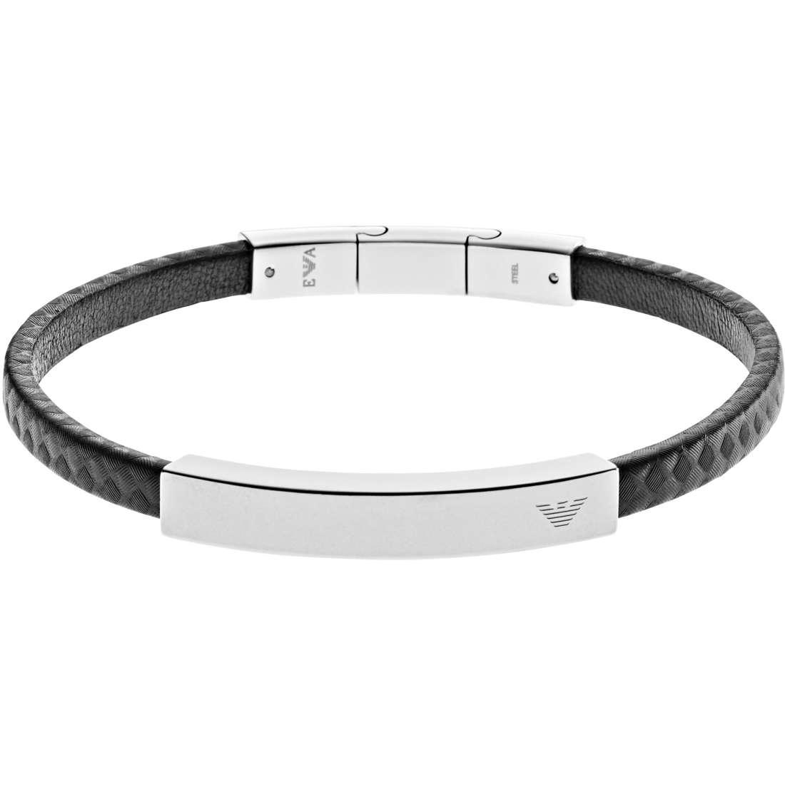 bracelet man jewellery Emporio Armani Holiday EGS2063040