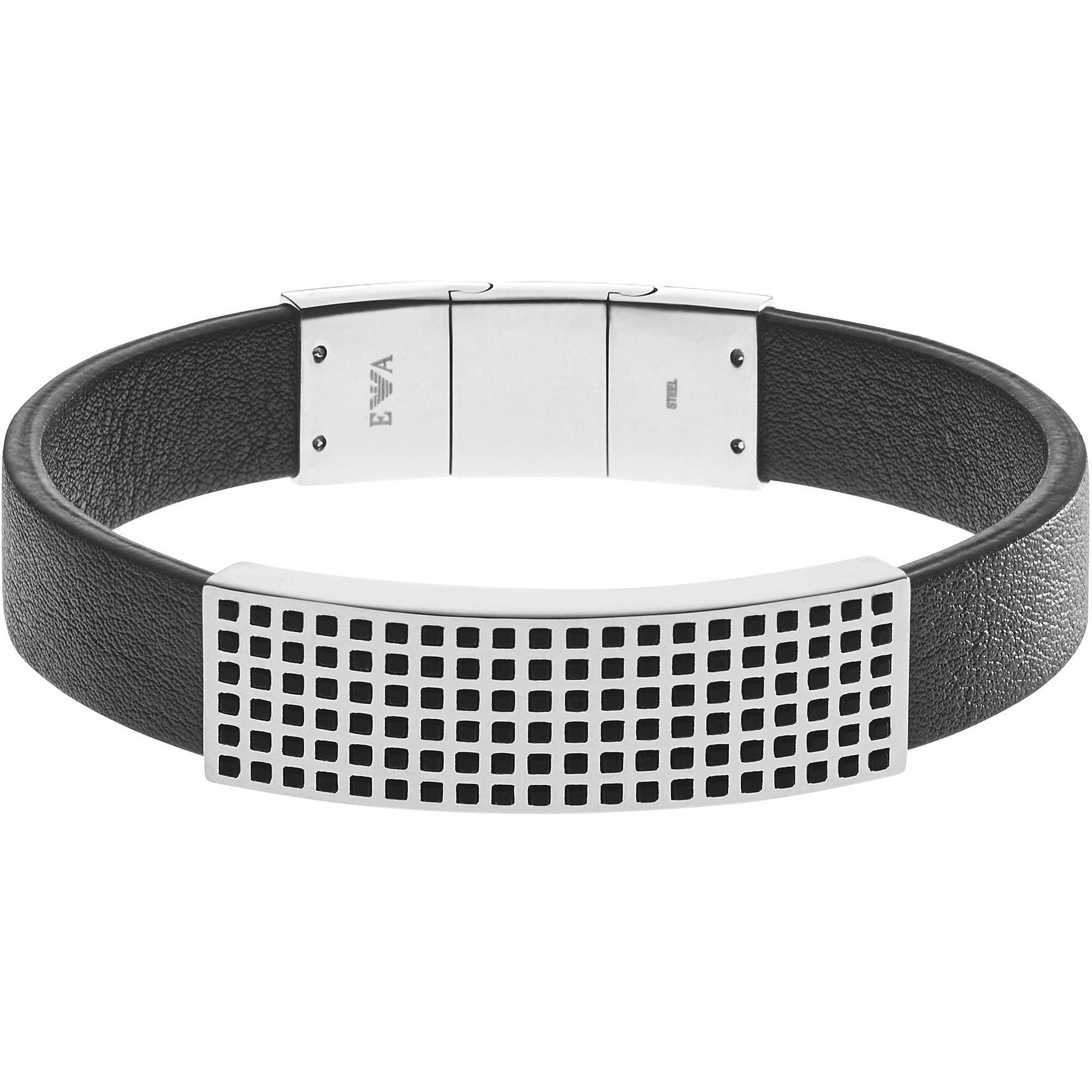 bracelet man jewellery Emporio Armani Holiday EGS2119040 bracelets ... af65500015d