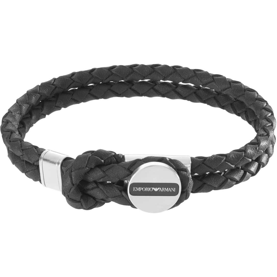 bracelet man jewellery Emporio Armani Signature EGS2178040