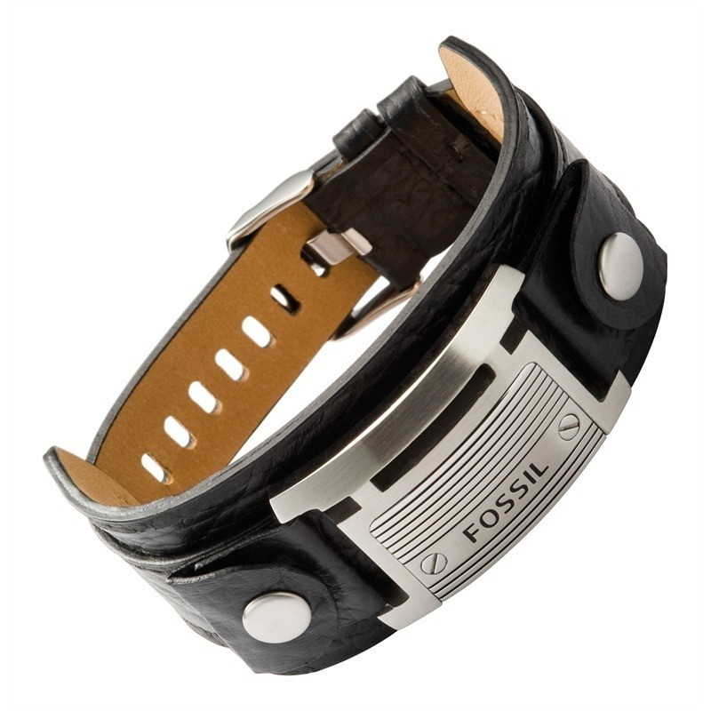 bracelet man jewellery Fossil Fall 10 JF84816040