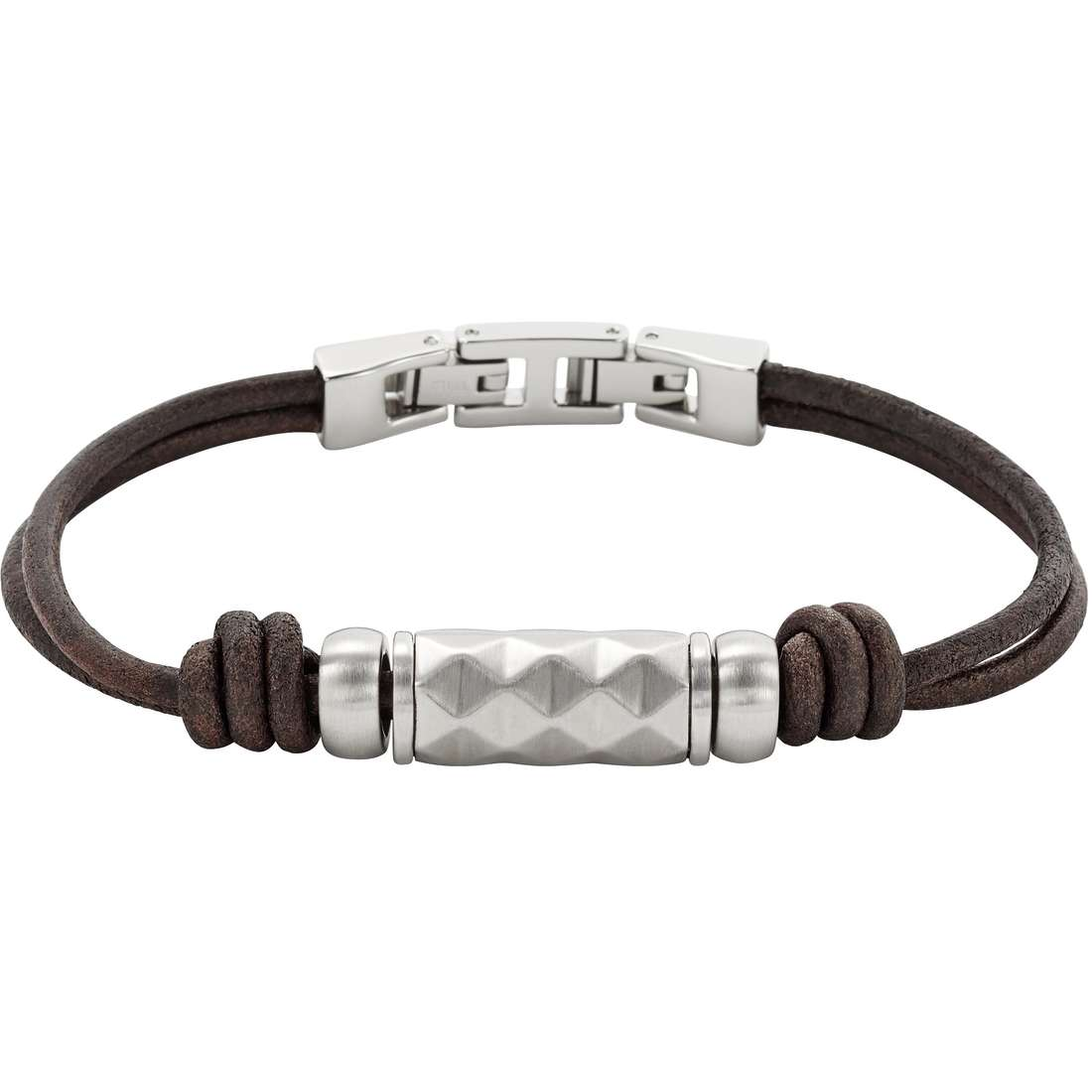 bracelet man jewellery Fossil Fall 15 JF02067040
