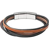 bracelet man jewellery Fossil Holiday 15 JF02076040