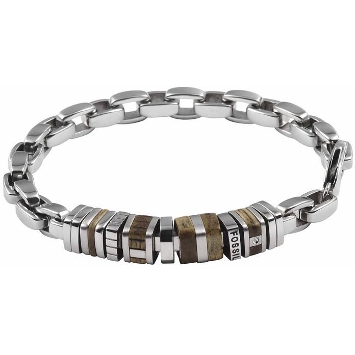 bracelet man jewellery Fossil JF84093040