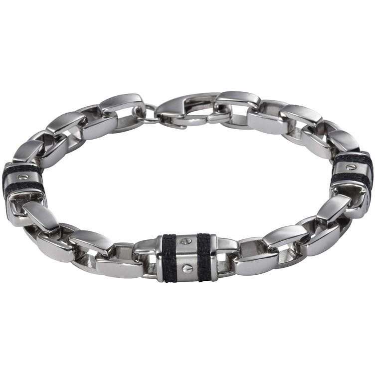 bracelet man jewellery Fossil JF84309040