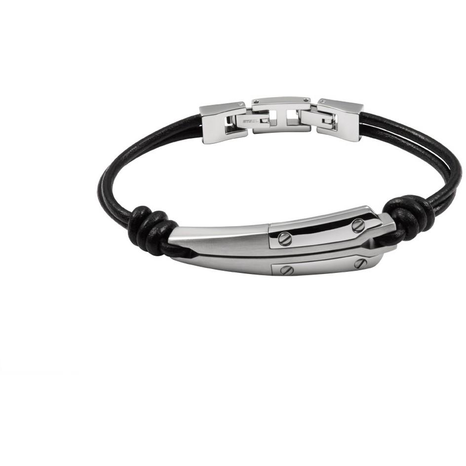 bracelet man jewellery Fossil JF84575040