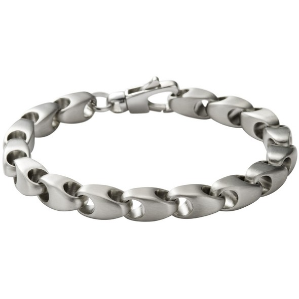 bracelet man jewellery Fossil JF84745040
