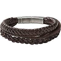 bracelet man jewellery Fossil JF85296040