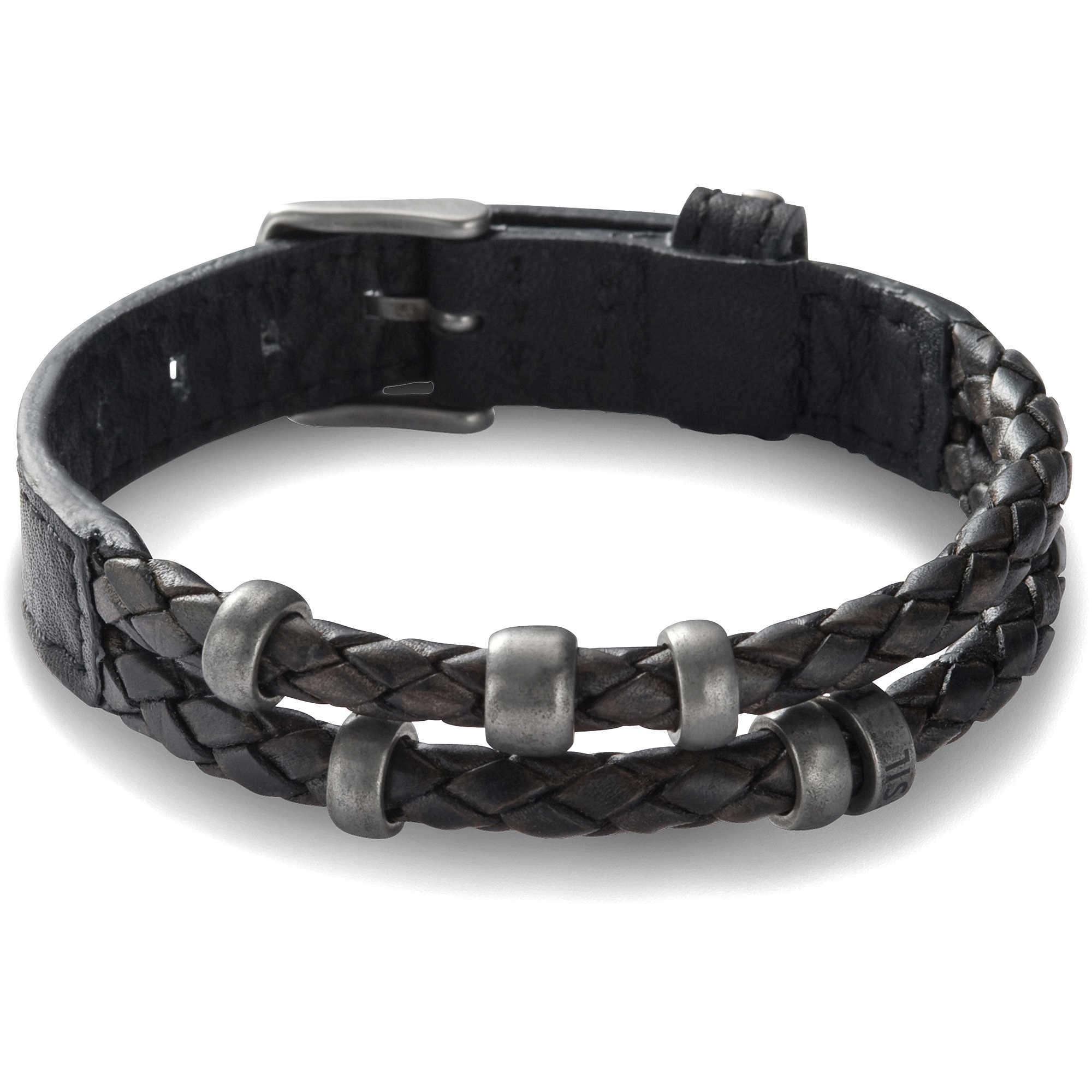 bracelet man jewellery fossil jf85460040 bracelets fossil. Black Bedroom Furniture Sets. Home Design Ideas