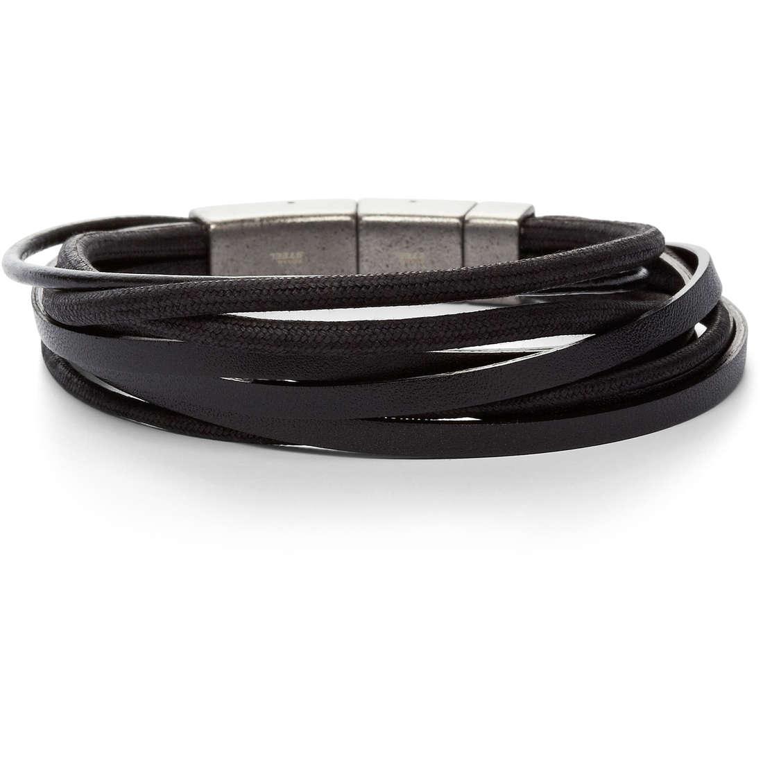 bracelet man jewellery Fossil JF86182040
