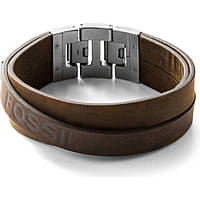 bracelet man jewellery Fossil Spring 10 JF84955040