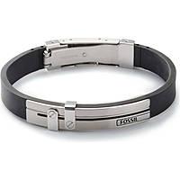 bracelet man jewellery Fossil Spring 11 JF85096040
