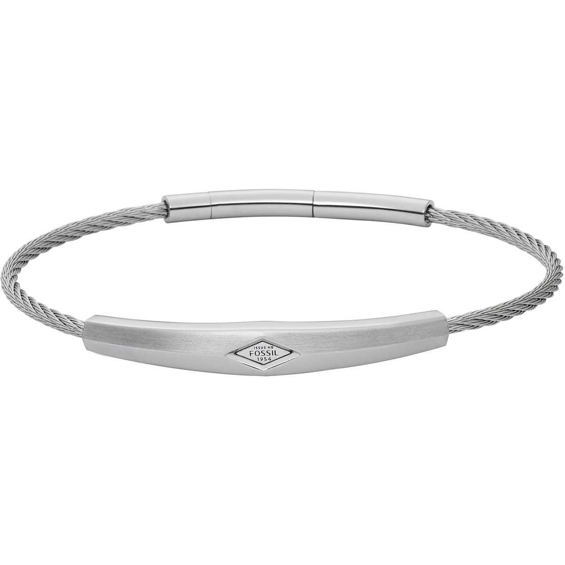 bracelet man jewellery Fossil Spring 16 JF02200040
