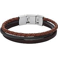 bracelet man jewellery Fossil Spring 16 JF02213040