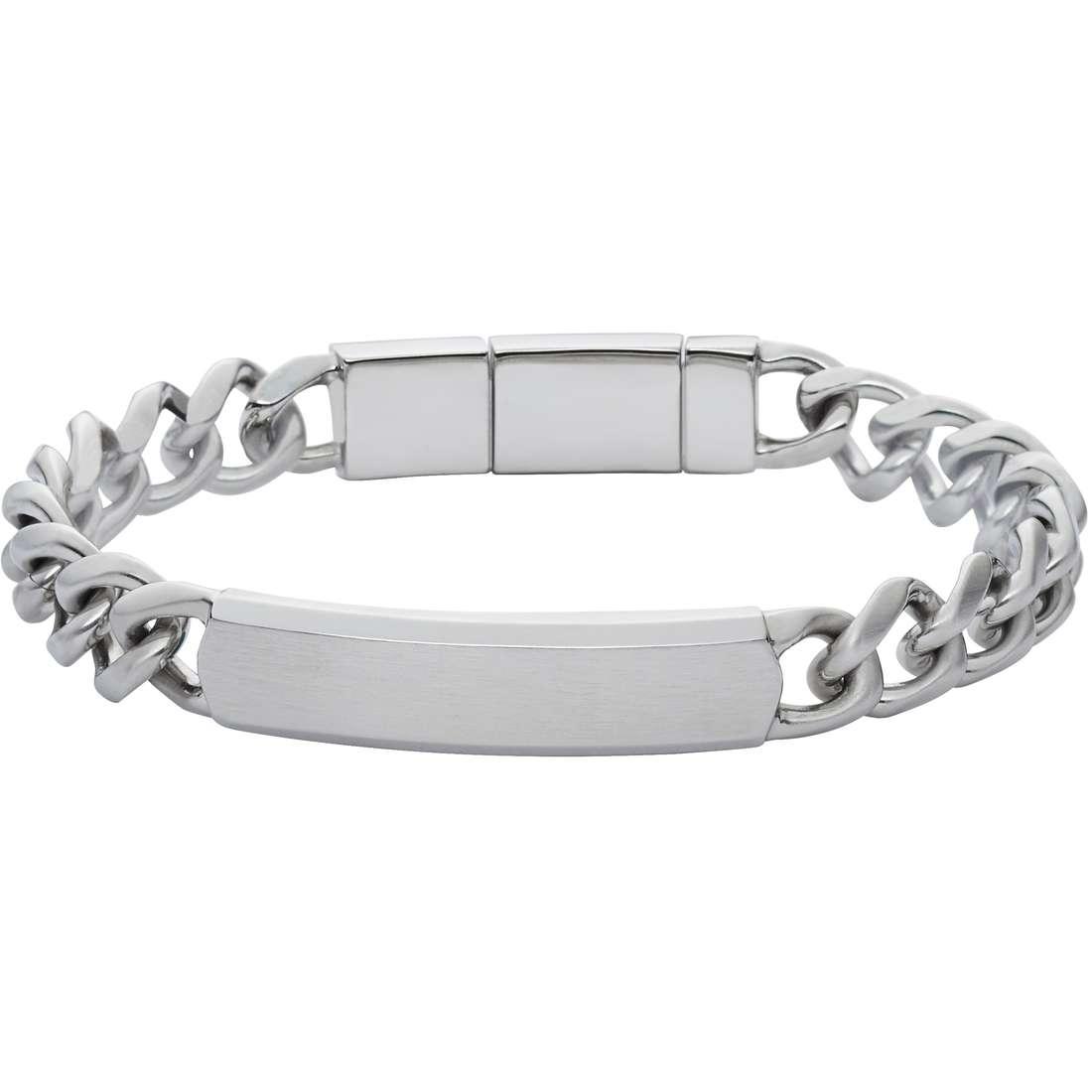 bracelet man jewellery Fossil Spring 16 JF02217040