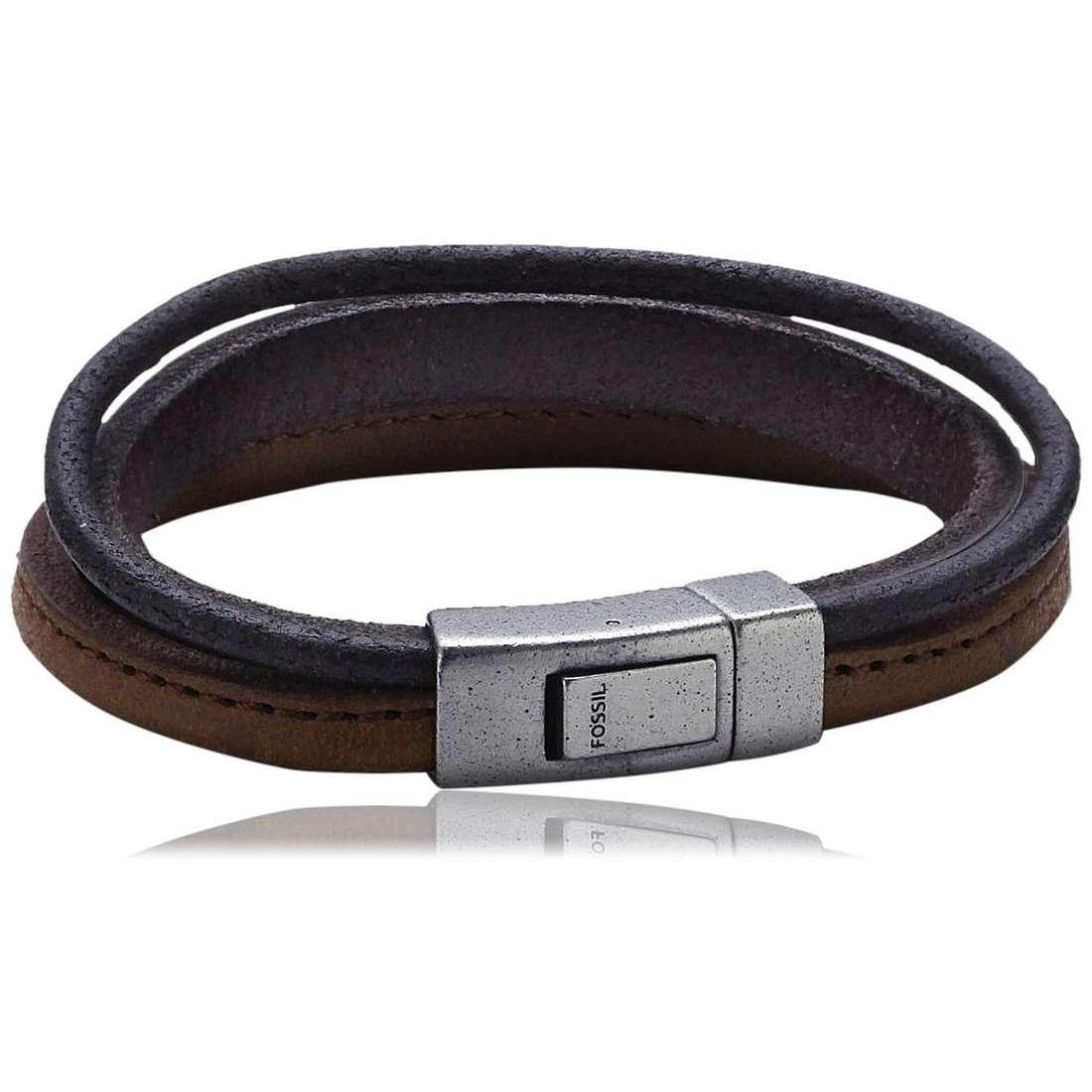 bracelet man jewellery Fossil Summer 13 JF00543797
