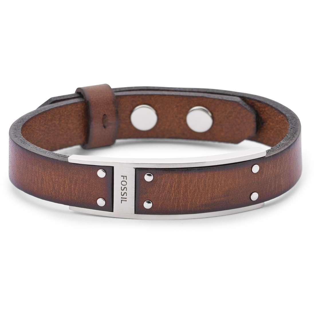 bracelet man jewellery Fossil Summer 14 JF01340040