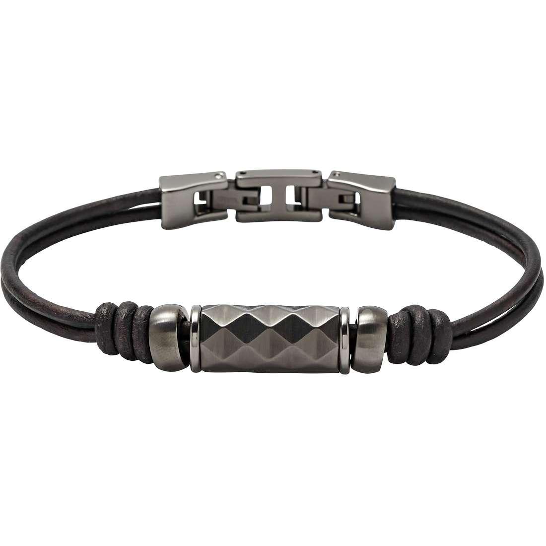bracelet man jewellery Fossil Summer 15 JF01841001