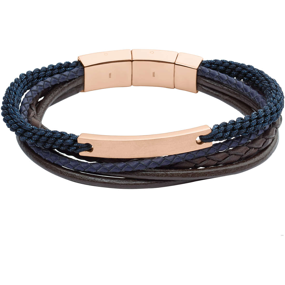 bracelet man jewellery Fossil Vintage Casual JF02379791