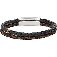 bracelet man jewellery Fossil Vintage Casual JF02758998