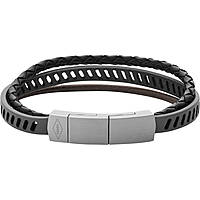 bracelet man jewellery Fossil Vintage Casual JF02828040