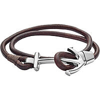 bracelet man jewellery Fossil Vintage Casual JF02882040