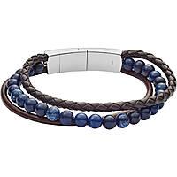 bracelet man jewellery Fossil Vintage Casual JF02885040