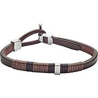 bracelet man jewellery Fossil Vintage Casual JF02929040