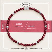bracelet man jewellery Fossil Vintage Casual JF02941040