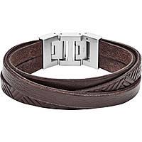bracelet man jewellery Fossil Vintage Casual JF02999040