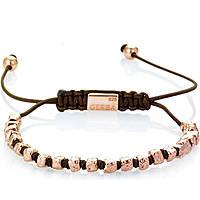 bracelet man jewellery Gerba Silver And Zircons PEPITA ROSÈ