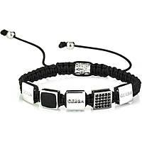 bracelet man jewellery Gerba Silver Luxury GB02