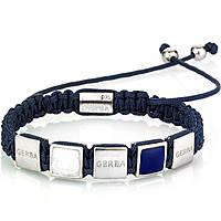 bracelet man jewellery Gerba Silver Luxury GB04