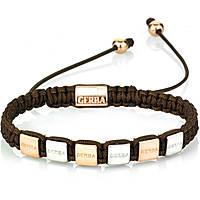 bracelet man jewellery Gerba Silver Luxury GS01