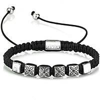 bracelet man jewellery Gerba Silver Luxury GS02