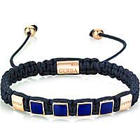bracelet man jewellery Gerba Silver Luxury GS06